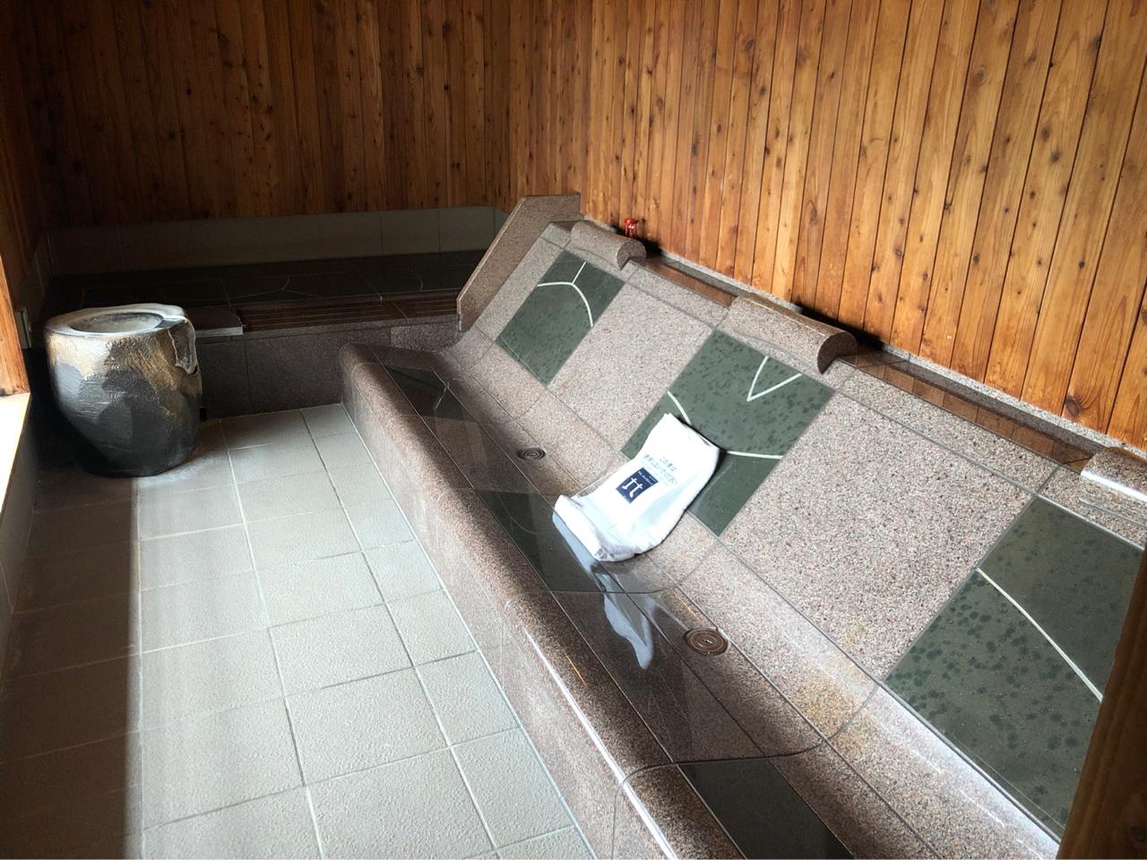 金の弓岩盤浴