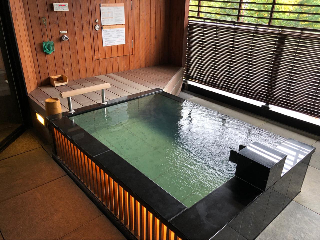 森の座露天風呂